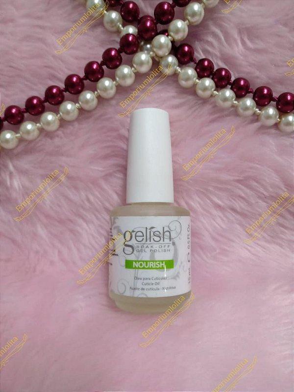 Gelish - Soak Off - Gel Polish - Nourish - Preparador 15ml