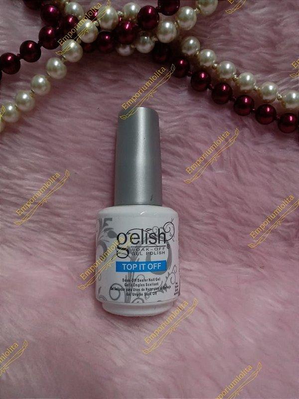 Gelish - Soak Off - Gel Polish - Top It Off - Preparador