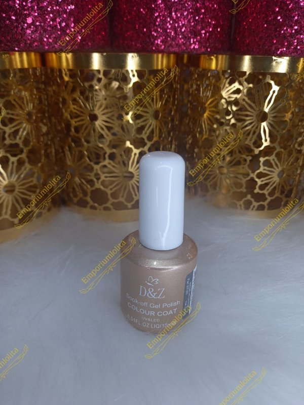 Esmalte D&Z Gel LED UV B6