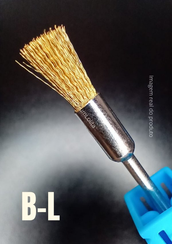 Broca Para Limpeza Vassourinha -  BL