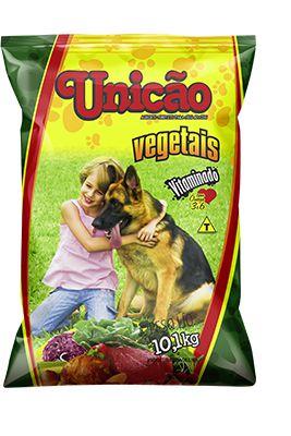 Ração Unicão 25Kg - Vegetais