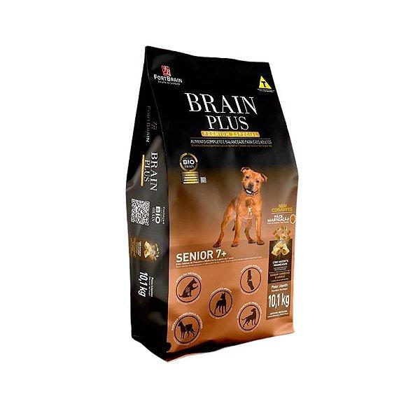 Ração Brain Plus Premium Senior +7 - Cordeiro e Arroz
