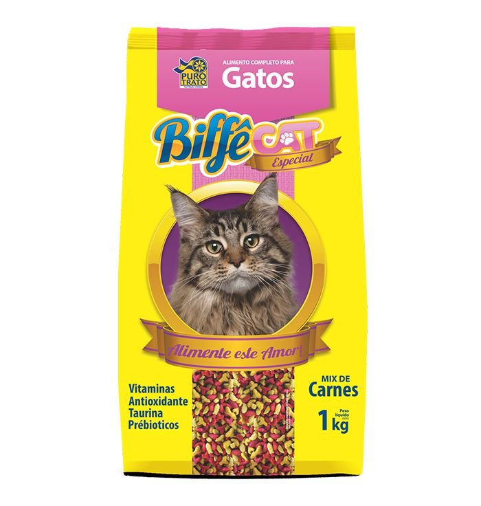 Biffê Cats Especial - Mix Carnes