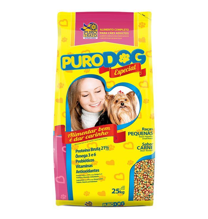 Puro Dog Raças Pequenas