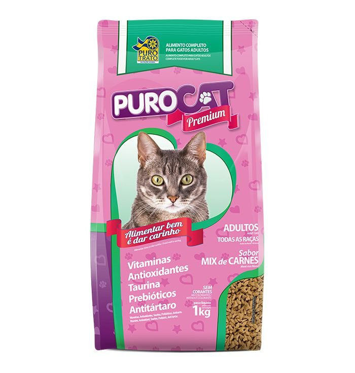 Puro Cat Premium Adulto