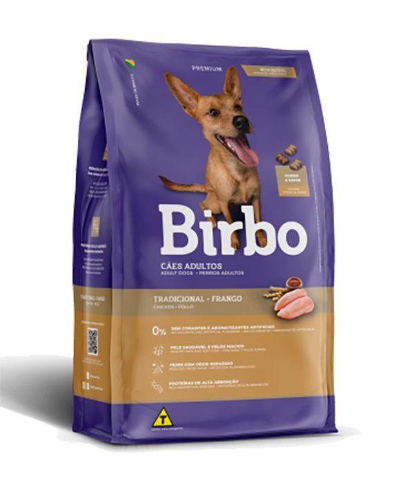 Birbo Premium Cães Adultos - Tradicional