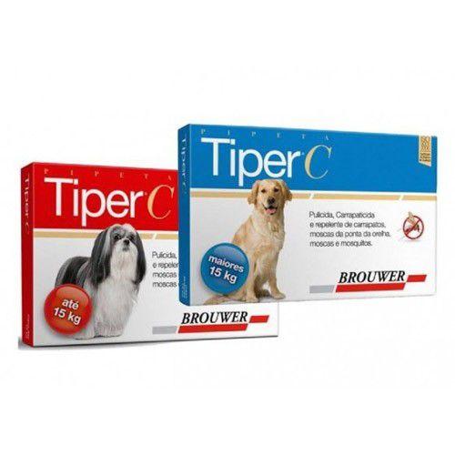 Pipeta Tiper C Cães