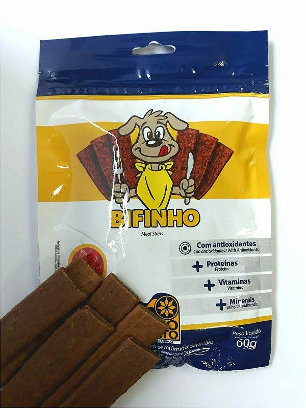 Puro Trato Bifinho - Sabor Carne