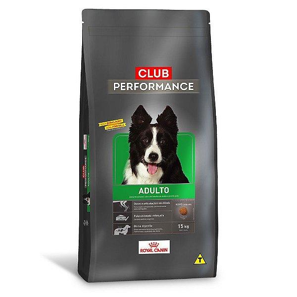 Club Performance Adultos