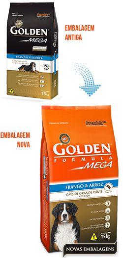 GOLDEN MEGA ADULTO