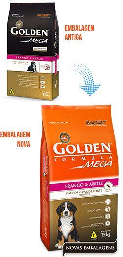 GOLDEN MEGA FILHOTE