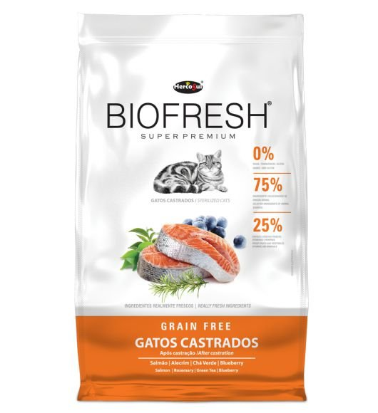Biofresh Gatos Castrados