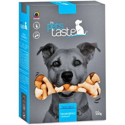 Biscoito The Pet's Taste Hipoalergico - 150 g