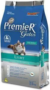 Premier Gatos Light - Salmão