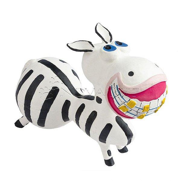 Brinquedo Zebrita Látex