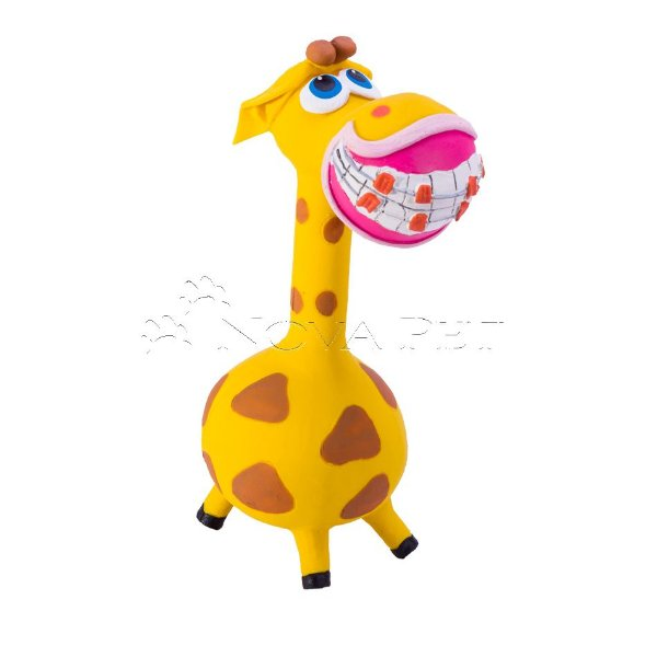 Brinquedo Girafita Látex