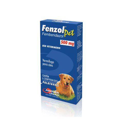 Vermífugo Fenzol Pet Cães