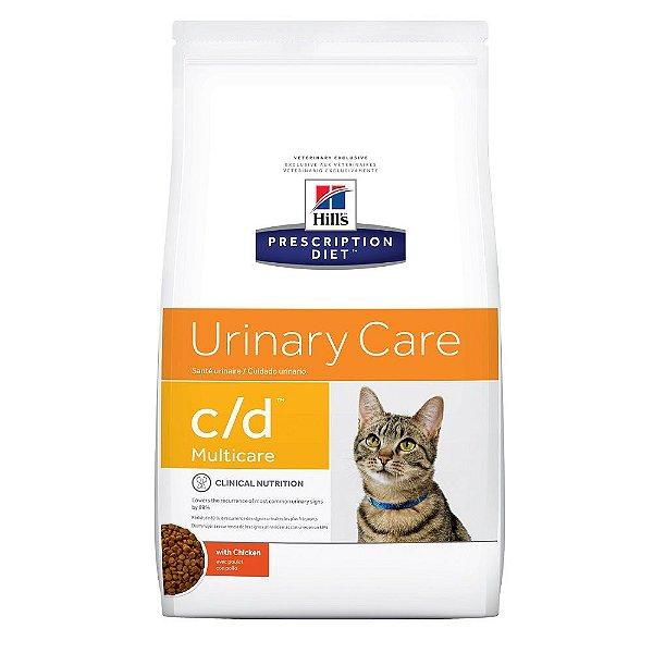 Hills Feline C/D Multicare Cuidado Urinário