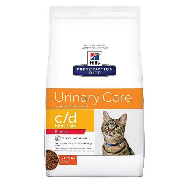 Hills Feline C/D Multicare Stress