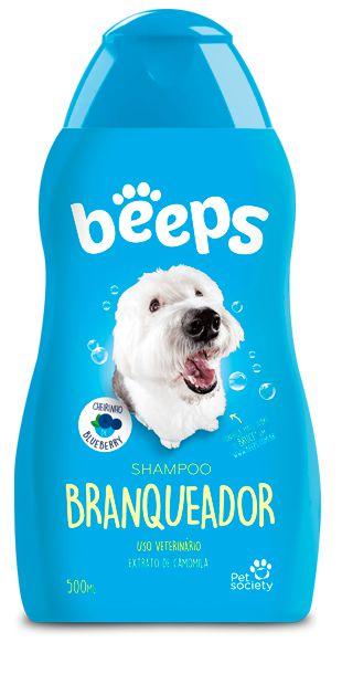 Shampoo Beeps Branqueador