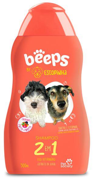 Shampoo Beeps Estopinha 2 em 1