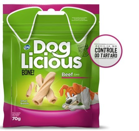 Dog Licious Beef - 70g