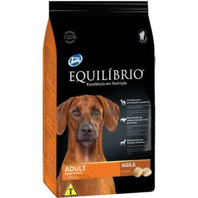 Equilíbrio Adult Agile Large Breeds