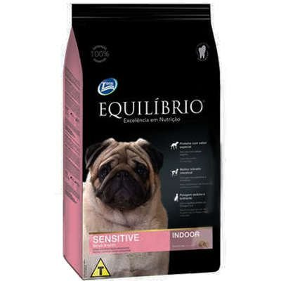 Equilíbrio Sensitive Indoor Small Breeds