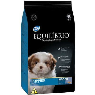 Equilíbrio Puppies Small Breeds