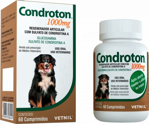 Condroton 60 comprimidos - Vetnil