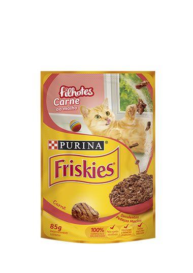Sache Friskies Filhotes 85G - Purina
