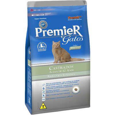 Premier Pet Gatos Castrados Acima de 12 Anos