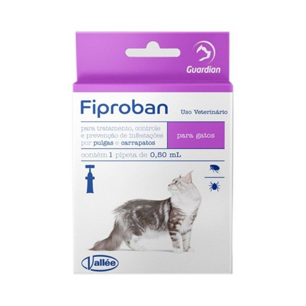 Fiproban Gatos 0,5mL - Vallee