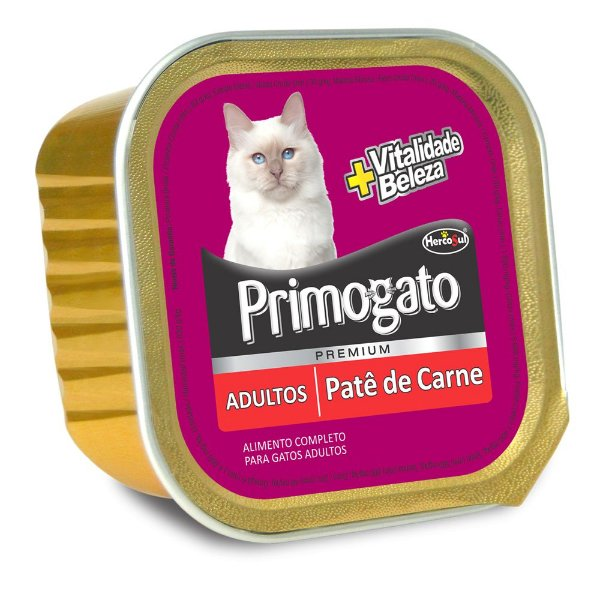 Primogato Premium Pate 150g  - Hercosul