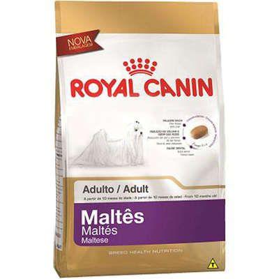 Royal Canin para Cães Adultos da Raça Maltês