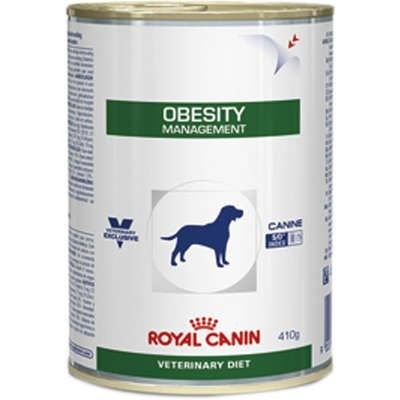 Royal Canin Lata Canine Veterinary Diet Obesity Management Wet - 410 g