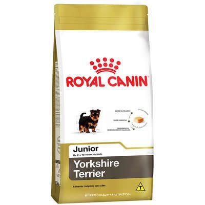 Royal Canin Junior Filhotes da Raça Yorkshire