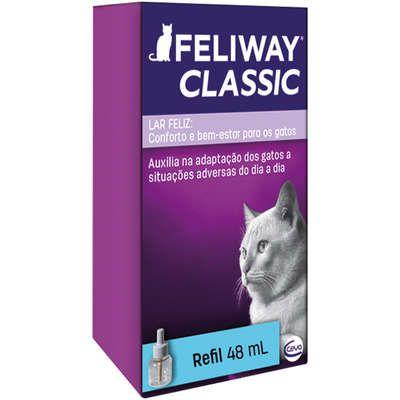 Feliway Classic Refil para Difusor Elétrico - Ceva