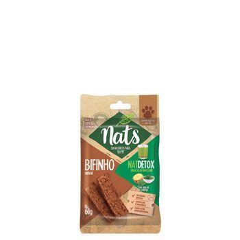 Bifinho Natural NatDetox para Cães - Nats