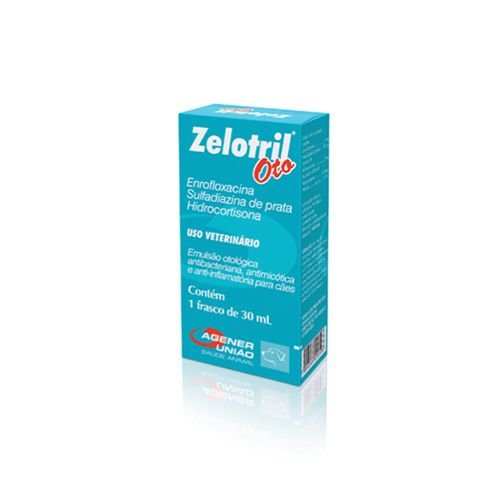 Zelotril Oto - Tratamento Otológico