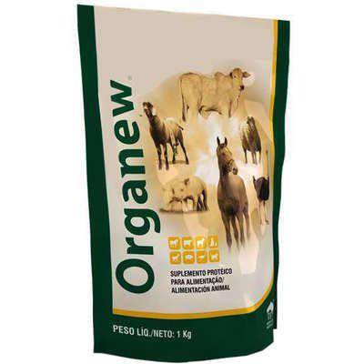 Suplemento Vitamínico Organew