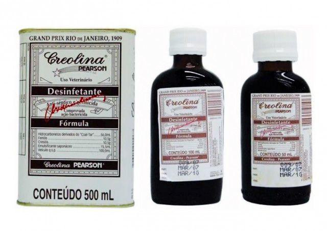 Creolina Desinfetante de Uso Geral - Pearson