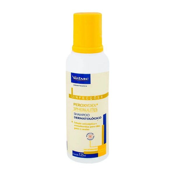 Shampoo Peroxydex Spherulites - Virbac