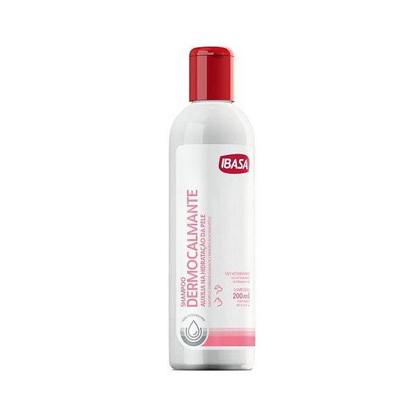 Shampoo Dermocalmante 200mL - Ibasa