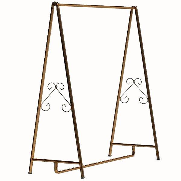 Arara Cavalete Retro Desmontável - Sem tela - 120 x 170 x 50 cm
