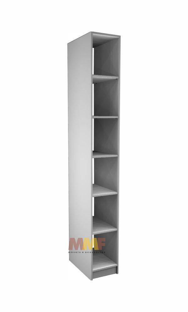 Closet Prateleira - 30 x 222 cm