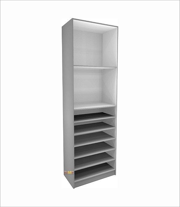 Closet Sapateira - 60 x 222 cm
