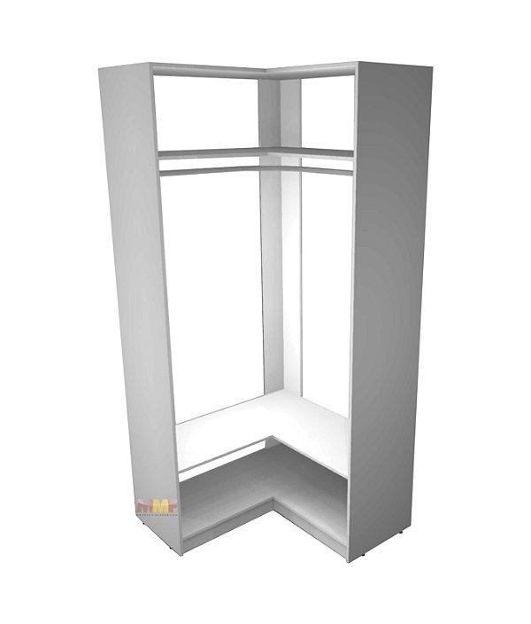 Closet Canto - 101 x 222 cm