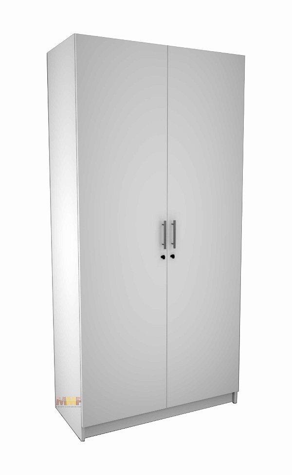 Armário Prateleira Com Porta - 90 x 186 x 41 cm
