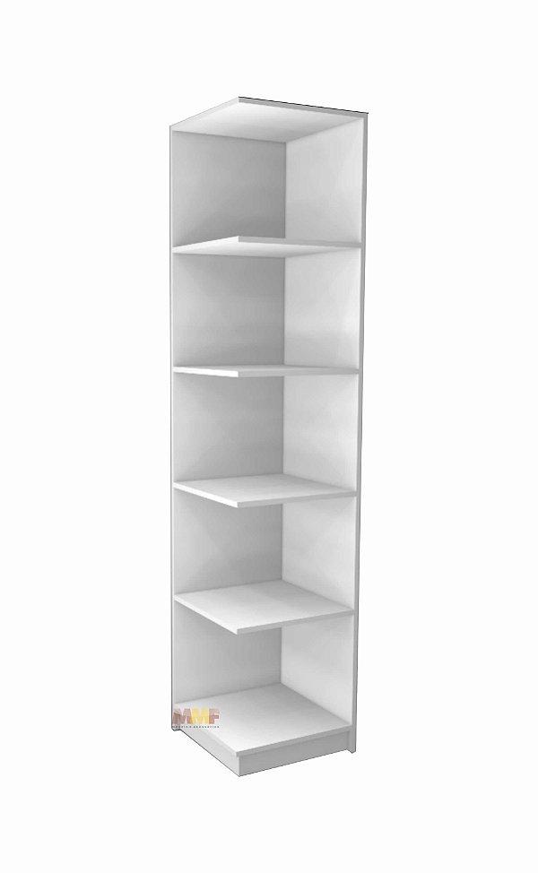 Armário Cantoneira - 45 x 186 x 41 cm